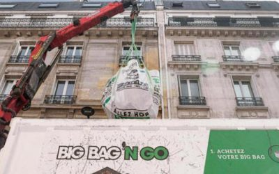 CF News et Big Bag n'Go